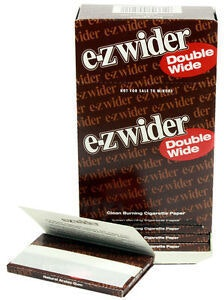 Double Wide Papers Accessories Rolling Paper