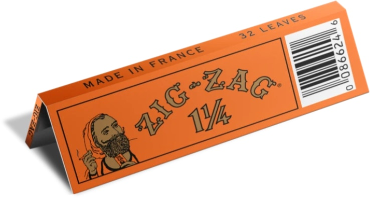 French Orange Rolling Papers Accessories Rolling Paper