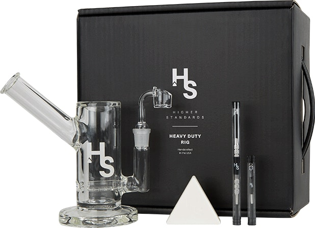 Heavy Duty Rig Kit Accessories Dab Rigs