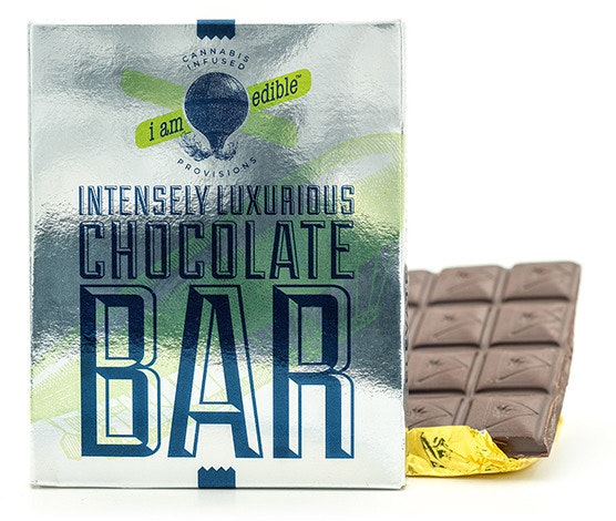 Intensely Luxurious High Dose Edibles Chocolate
